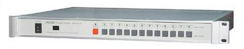 12입력 1출력 Video Auot/Manual Selector - PRODIA RM-1200V