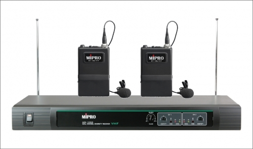 W/L Microphone System MR-123DT