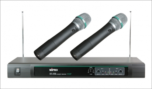 W/L Microphone SystemMR-123DH